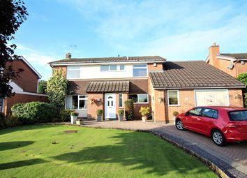Thumbnail 4 bed detached house for sale in Lancelot Drive, Watnall, Nottingham