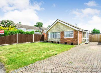 Thumbnail 2 bedroom detached bungalow for sale in Heathfield Road, West Moors, Ferndown
