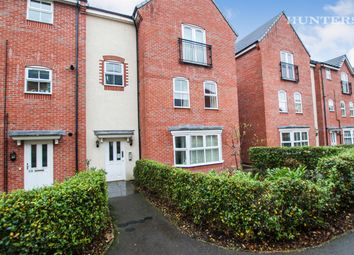 Thumbnail 2 bed flat for sale in Archers Walk, Trent Vale, Stoke On Trent