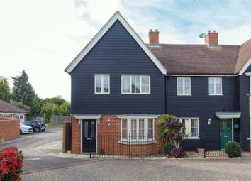 Thumbnail 3 bed end terrace house for sale in Violet Court, Sittingbourne
