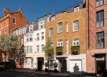 Thumbnail 4 bed terraced house for sale in Farm Street, Mayfair