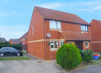 Thumbnail 2 bedroom semi-detached house for sale in Sixpenny Close, Poole
