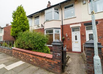 Thumbnail 3 bedroom terraced house for sale in Gregory Avenue, Bolton