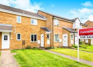 Thumbnail 2 bedroom terraced house for sale in William Drive, Eynesbury, St. Neots