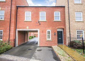 Thumbnail 2 bedroom property for sale in Saxon Way, Great Denham, Bedford