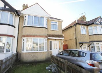 Thumbnail 3 bed semi-detached house for sale in Weald Lane, Harrow Weald, Harrow