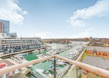 Thumbnail 2 bed flat for sale in Ocean Way, Ocean Village, Southampton