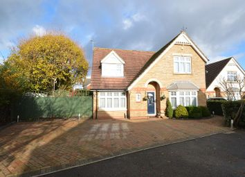 4 bed detached house for sale in Grapsome Close, Chessington, Surrey. KT9