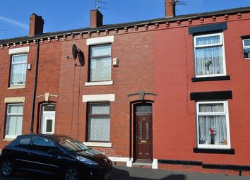 Thumbnail 2 bed terraced house for sale in Argus Street, Hollinwood, Oldham