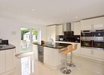 Thumbnail 4 bed detached house for sale in Fielden Lane, Crowborough, East Sussex