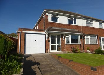 Thumbnail 3 bed semi-detached house to rent in Poolehouse Road, Great Barr, Birmingham