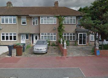 Thumbnail 4 bed semi-detached house to rent in Auriel Avenue, Dagenham, Essex