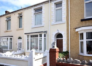 Thumbnail 3 bedroom terraced house for sale in St. Helens Avenue, Swansea