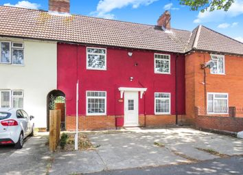 Thumbnail 3 bed terraced house for sale in Nacton Road, Ipswich