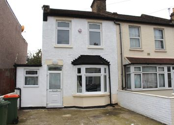 Thumbnail 3 bed end terrace house for sale in Boleyn Road, Forest Gate