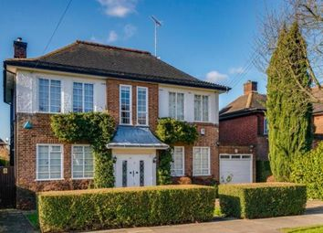 Thumbnail 4 bed detached house for sale in Norrice Lea, Hampstead Garden Suburb, London