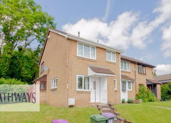 Thumbnail 1 bed terraced house for sale in Open Hearth Close, Griffithstown, Pontypool