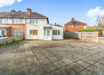 Thumbnail 3 bed end terrace house for sale in Wilcote Grove, Birmingham