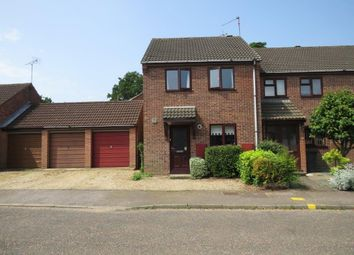 Thumbnail 3 bed property to rent in Hamilton Close, North Walsham