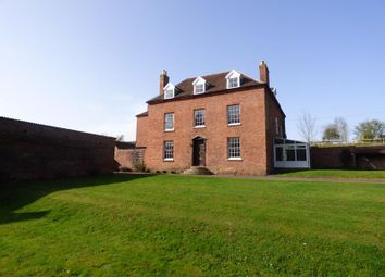 Thumbnail 9 bed detached house for sale in Oakdale House, Furnace Lane, Newent, Gloucestershire