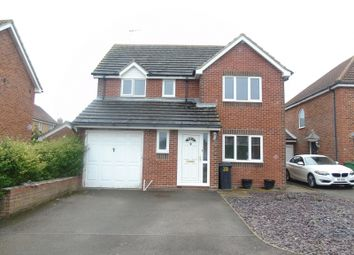 Thumbnail 4 bed detached house for sale in Sheffield Park Way, Eastbourne