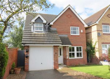 Thumbnail 3 bed detached house for sale in Sheldrake Road, Sleaford