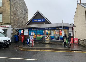 Thumbnail Retail premises for sale in Main Road, Cardross, Dumbarton