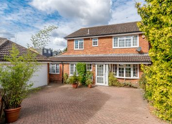 Thumbnail 4 bed detached house for sale in Caddington Close, New Barnet, Hertfordshire