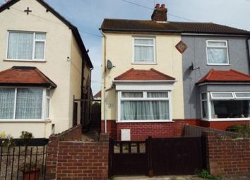 Thumbnail 2 bed semi-detached house for sale in Agincourt Road, Clacton-On-Sea
