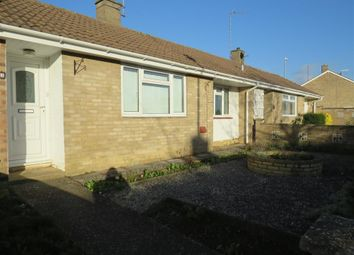 Thumbnail 1 bed terraced bungalow for sale in Fairlight Court, Corby