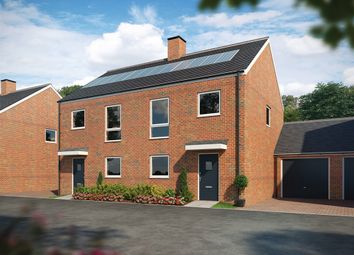 """Thumbnail 3 bed semi-detached house for sale in """"The Lawrence"""" at Hillingdon Road, Uxbridge"""