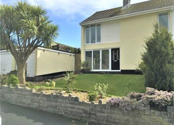 Thumbnail 3 bed property to rent in Restormel Road, Looe