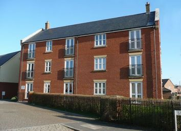 Thumbnail 1 bed flat to rent in Barle Court, Tiverton
