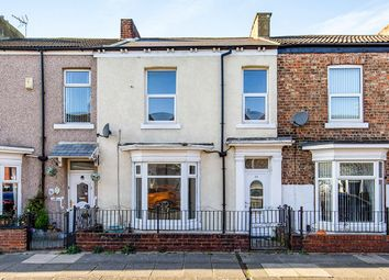 3 bed terraced house for sale in Louisa Street, Darlington, Durham DL1