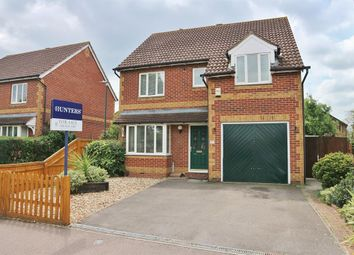 Thumbnail 4 bed detached house for sale in Byron Drive, Northumberland Heath, Kent