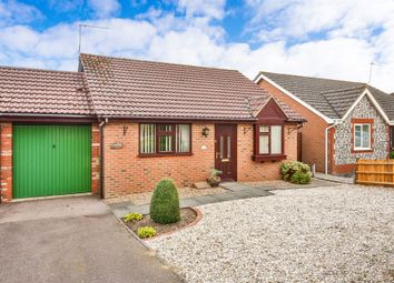 Thumbnail 2 bedroom bungalow for sale in Breck Farm Lane, Taverham, Norwich