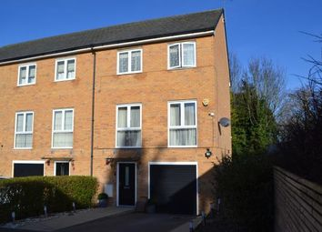 Thumbnail 5 bedroom end terrace house for sale in Chalney Gardens, Luton, Bedfordshire