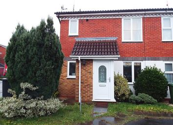 Thumbnail 1 bed maisonette for sale in Chelmsford Drive, Worcester, Worcestershire, Uk