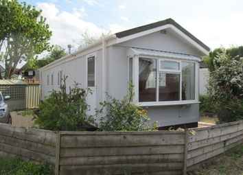 Thumbnail 1 bed mobile/park home for sale in Silver Birches Park (Ref 5298), Walter's Ash, High Wycombe, Buckinghamshire