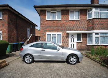 Thumbnail 2 bedroom maisonette for sale in Longley Avenue, Wembley, Middlesex