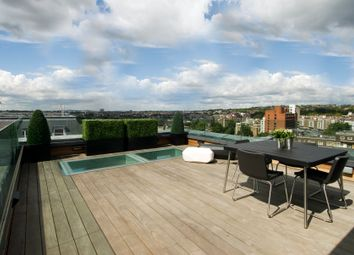 Thumbnail 3 bed duplex to rent in Boydell Court, St Johns Wood