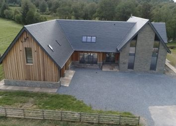 Thumbnail 4 bed detached house for sale in Rannoch, Pitlochry