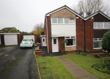 Thumbnail 3 bedroom semi-detached house for sale in Shawclough Way, Shawclough, Rochdale, Greater Manchester