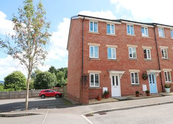 Thumbnail 4 bed end terrace house for sale in Flavius Close, Caerleon, Newport