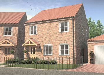 Thumbnail 4 bed detached house for sale in The Epworth, Plot 3, Daleside Road, Colwick, Nottingham