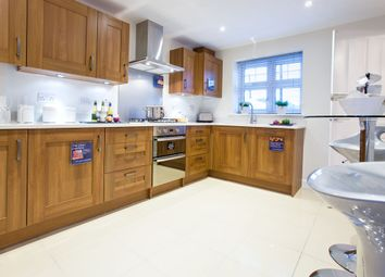 "Thumbnail 4 bedroom detached house for sale in ""The Buxton"" at Harbour Road, Seaton"