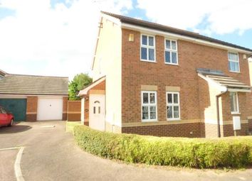 Thumbnail 2 bed semi-detached house for sale in Lonsdale Drive, Toton, Nottingham, Nottinghamshire