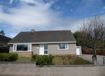 Thumbnail 3 bed detached bungalow for sale in Duncan Drive, Elgin