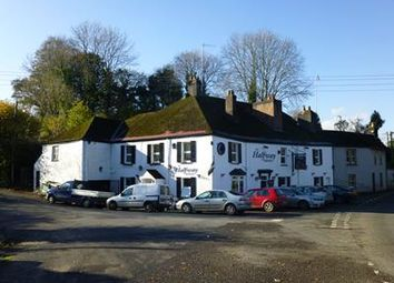 Thumbnail Pub/bar for sale in The Halfway House, Polbathic, Nr Torpoint, Cornwall