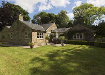 Thumbnail 4 bedroom detached bungalow for sale in Combs Road, Chapel-En-Le-Frith, High Peak